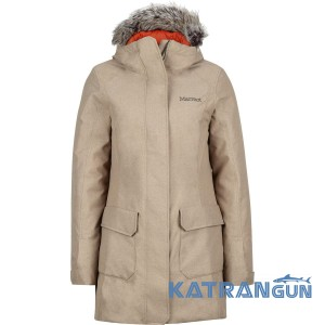 Куртка в міському стилі Marmot Wm's Georgina Featherless Jacket, Desert Khaki