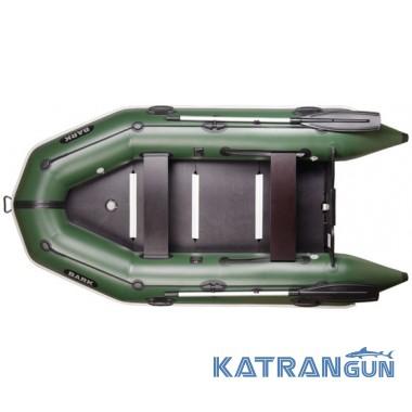 Човен моторний кільовий Bark BT-290S