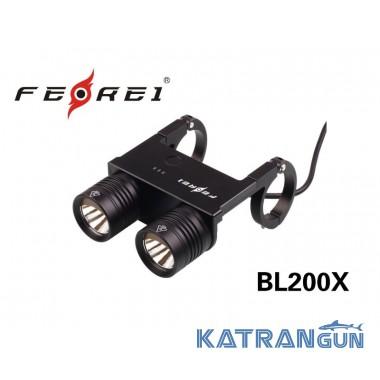 Велофара светодиодная Ferei BL200X