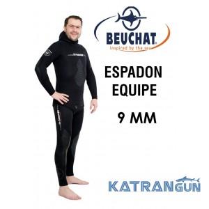 Гидрокостюм для зимней подводной охоты Beuchat Espadon Equipe 9 мм