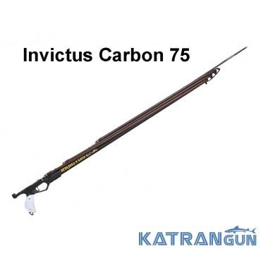 Арбалет для підводного полювання Omer Invictus Carbon 75