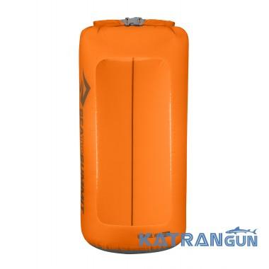 Баул походный Sea To Summit UltraSil View Dry Sack 35L, Orange