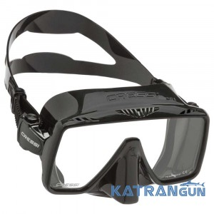 Безрамна маска для підводного плавання Cressi Sub SF1