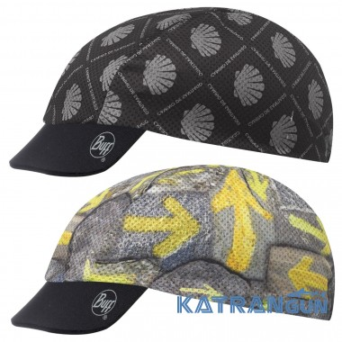 Двостороння сонцезахисна кепка BUFF CAMINO CAP