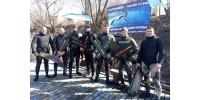 Фридайвинг тренування в Дніпрі клубу Katrangun на Новомиколаївському кар'єрі