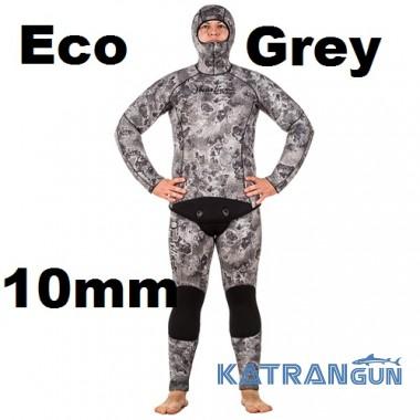 Гидрокостюм Marlin Sarmat Eco Grey 10 мм