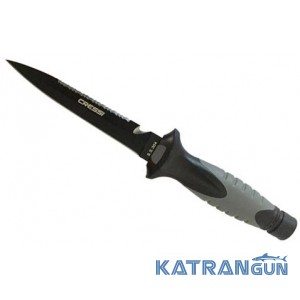 Нож подводная охота Cressi Sub Finisher