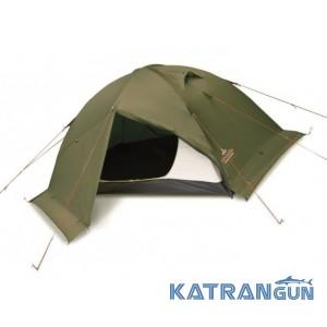 Палатка для туризма Pinguin Gemini 150 Extreme с юбкой