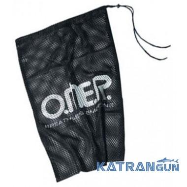 Сетка для подводной охоты Omer Black, 40x60 см