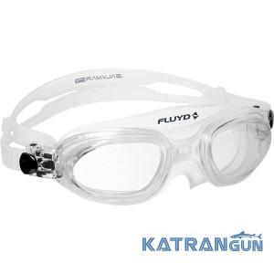 Очки-маска для плавания Salvimar Fluyd Linea, прозрачные