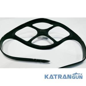 Ремінець для маски Mares Liquidskin 15 мм; чорний
