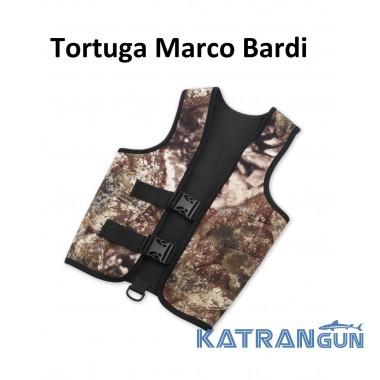 Вантажний жилет Omer Tortuga Marco Bardi; 6 кишень на спині