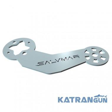 Тримач для камери на підводний арбалет Salvimar Stainless Steel Bracket