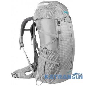 Сверхлегкий туристический рюкзак Tatonka Kings Peak 60 RECCO Grey