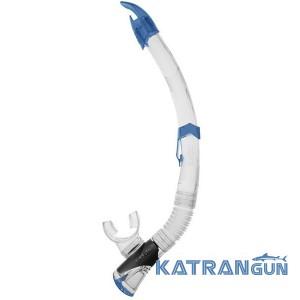 Трубка для дайвинга Seac Sub Fast Tech; синяя
