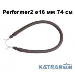 Тяга кільцева Omer Performer2 ø16 мм 74 см; зачеп Dyneema