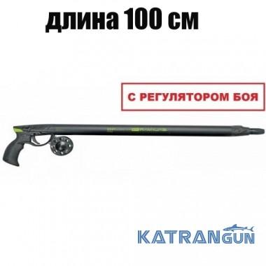 Пневмовакуумное подводное ружье Salvimar Predathor Vuoto 100 (с регулятором)