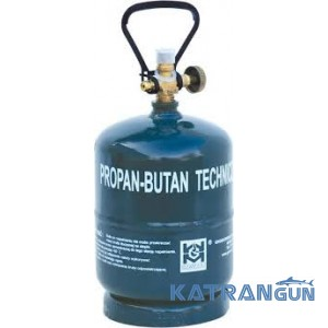 Балон газовий GZWM BT-1 Camping cylinder 2,4L