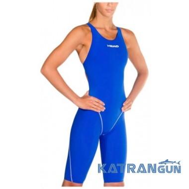Head Стартовий костюм RACING KNEE жін. (синій)