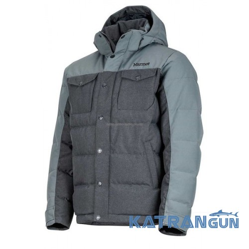 Куртка чоловіча пухова Marmot Fordham Jacket 9c9af858c7825
