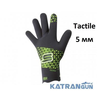 Перчатки для подводной охоты Salvimar Tactile 5 мм