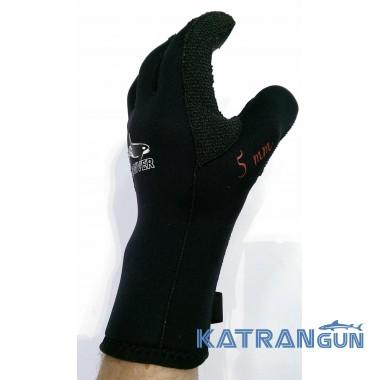 Кевларові рукавички BS Diver Professional Kevlar 5 мм