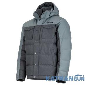 Куртка чоловіча пухова Marmot Fordham Jacket, Cinder