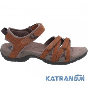 Практичні шкіряні сандалі Teva Tirra Leather W's