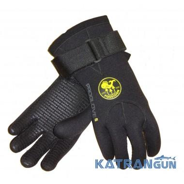 Неопренові рукавички для дайвінгу Poseidon ProGlove 5 мм