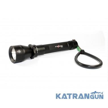 Ліхтар підводне полювання Ferei W152 (800 Lm) холодне світло