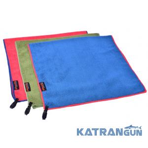 Компактное туристическое полотенце Pinguin Outdoor towel Terry L 60х120