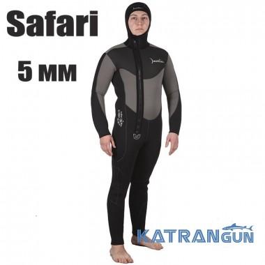 Гидрокостюм со шлемом Marlin Safari 5 мм