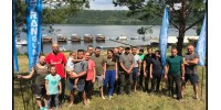 Звіт про тренування з підводного полювання в лежанні на Дністрі
