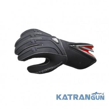 Дайвинг перчатки Waterproof G1 5-Finger 3mm/5mm