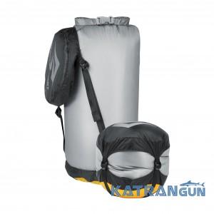 Гермомішок туристичний Sea To Summit Ultra-sil Compression Dry Sack L, 20 літрів