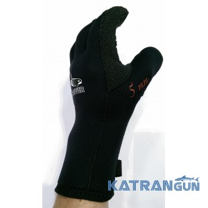 Кевларовые перчатки BS Diver Professional Kevlar 5 мм