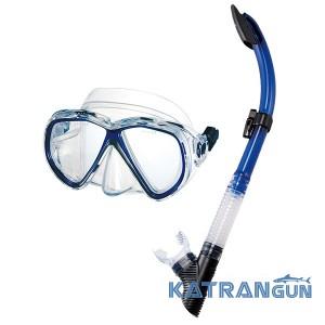 Набор для плавания IST CS75608; синий