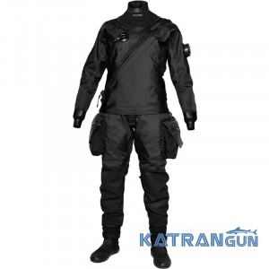 Сухой гидрокостюм мужской Bare X-Mission Evolution Tech Dry Mens