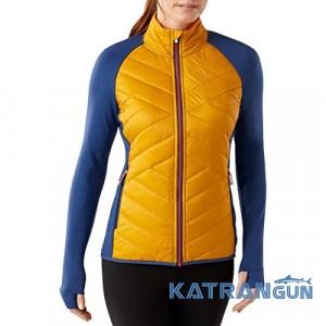 Кофта женская с утеплителем Smartwool Women's Corbet 120 Jacket