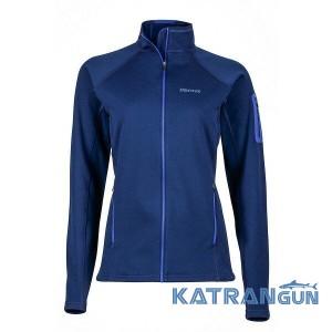 Мягкая универсальная флисовая кофта Marmot Women's Stretch Fleece Jacket