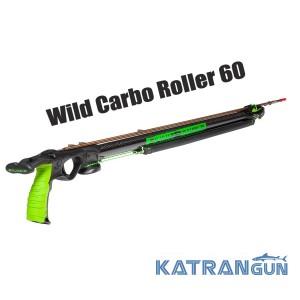 Арбалет карбоновый Salvimar Wild Carbo Roller 60