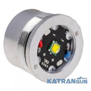 Светодиодный модуль для подводного фонаря Marlin