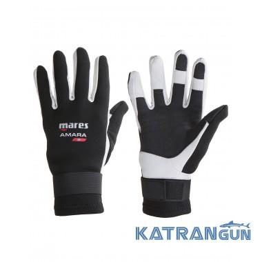 Перчатки для дайвинга Mares Amara 20; 2 мм