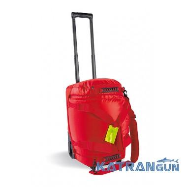 Прочная дорожная сумка Tatonka Barrel Roller S