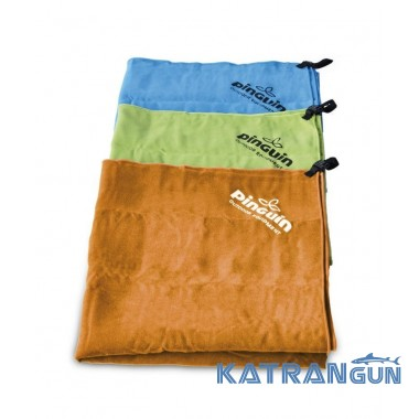 Туристическое полотенце Pinguin Towel