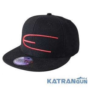 Кепка Epsealon SnapBack flat cap, black