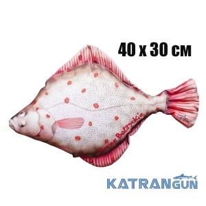 Подушка-игрушка Камбала (40х30 см)
