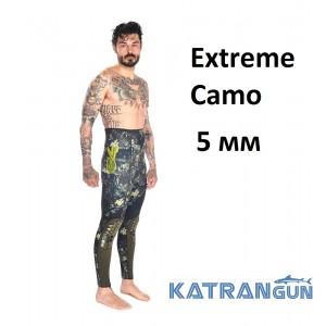 Штаны для охоты C4 Extreme Camo 5 мм