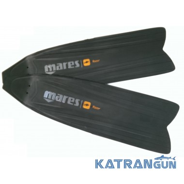 Лопаті для ласт Mares Razor Pro
