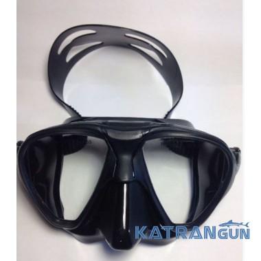 Самая лучшая маска для подводной охоты Marlin Sigma Black